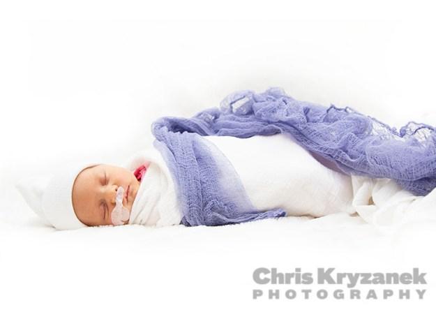 Chris Kryzanek Photography NICU newborn session