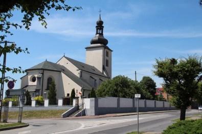 Kościół pw. św. Trójcy w Lipsku (fot. K. Furmanek)