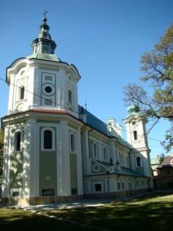 Kościół pw. św. Mikołaja w Szewnie (fot. arch. Gminy Bodzechów)