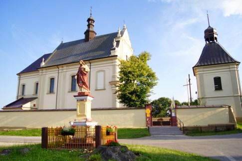 Kościół pw. św. Mikołaja w Grabowcu (fot. K. Lachowicz)