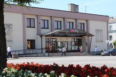 Lipskie Centrum Kultury w Lipsku (fot. K. Furmanek)