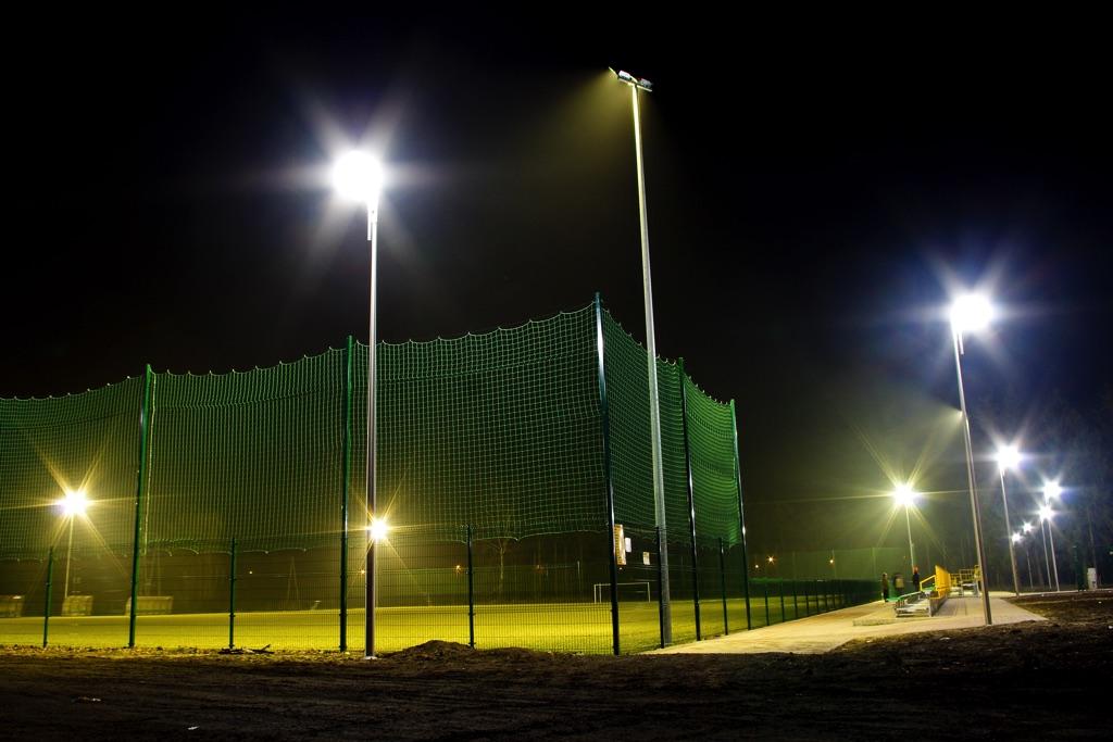 Ośrodek sportowo – rekreacyjny w Siennie (fot. M. Wlazłowski)