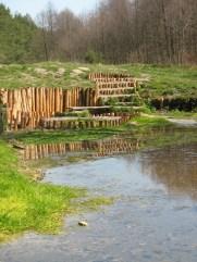 Źródełko – miejsce spacerów i odpoczynku mieszkańców Lipska (fot. K. Furmanek)