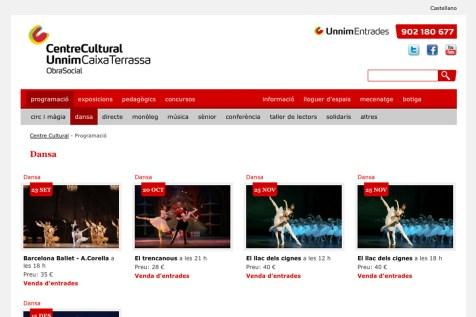Centre Cultural - Espectacles