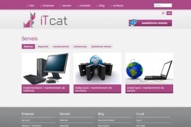 i-t.cat : Servicios
