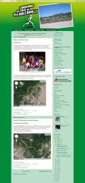 Diseño de la web de Corredors de fons de Viladecavalls