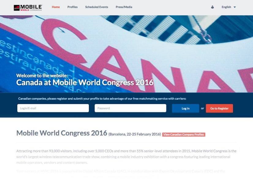 Imagen destacada: Canada MWC