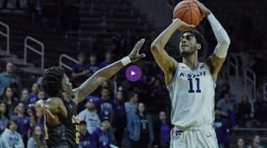 K-State Leads from Start to Finish in 86-41 win over Alabama State