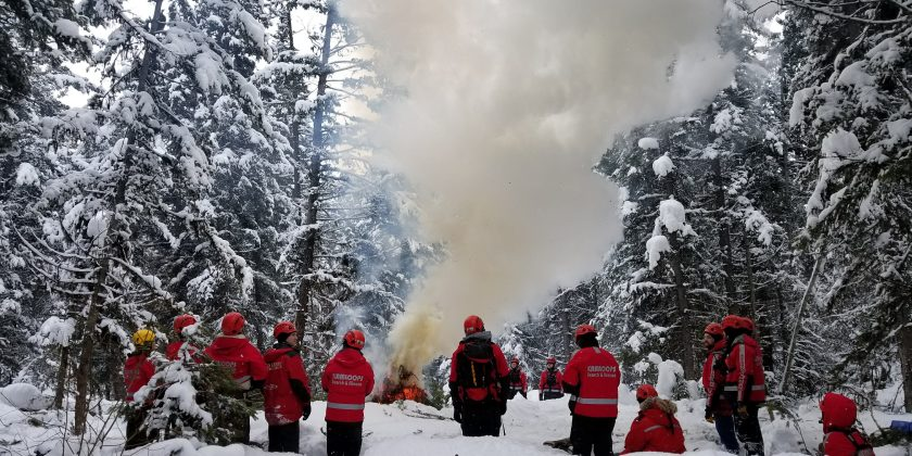 How Kamloops Search and Rescue trains new recruits for worst-case scenarios