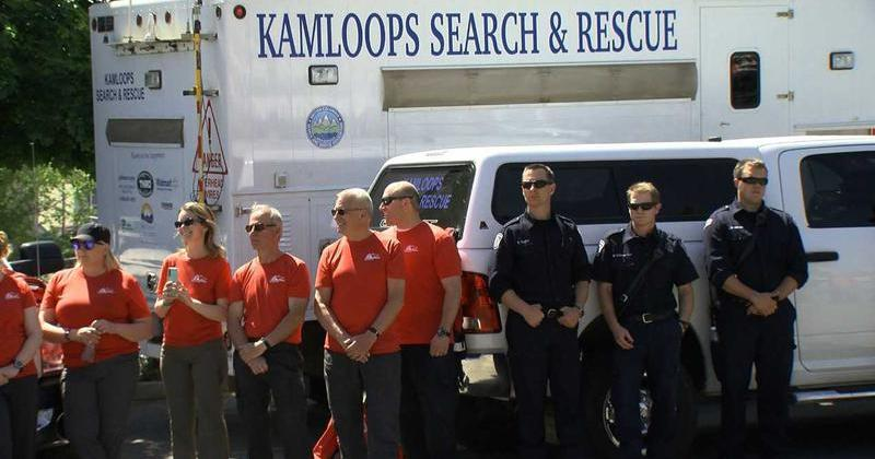KSAR and BC Search Dog Association announced as next Wings Above Kamloops beneficiaries