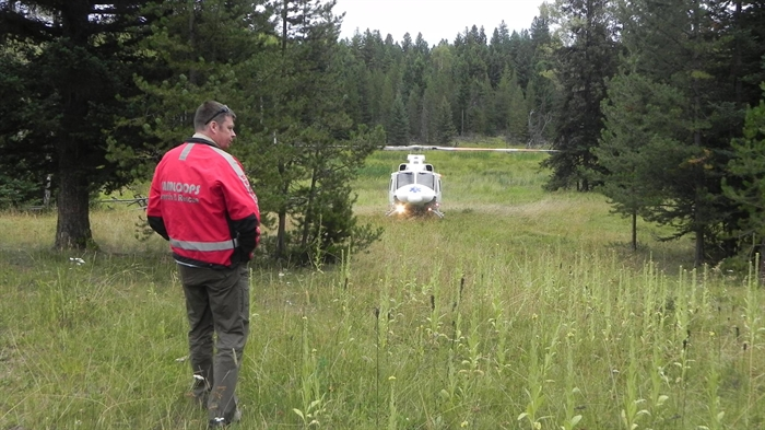 2019 one of Kamloops Search and Rescue's busiest years
