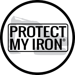 Protect My Iron Logo Design by KSAVAGER Design & Photography