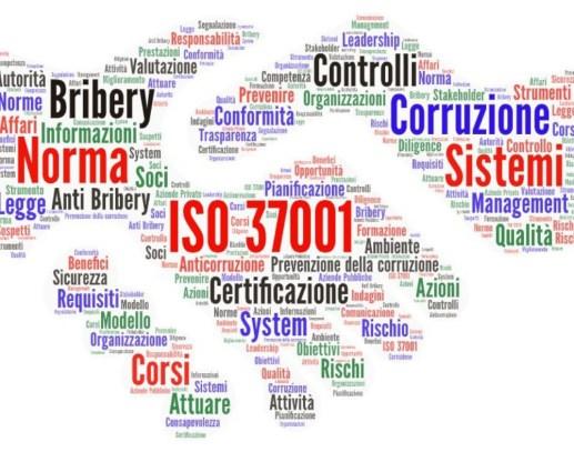 certificarsi ISO 37001