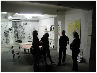 alles was da ist gehört dazu (HELP ME THINK), 15. 12. 2007, Wolfgang Kschwendt, exhibitionview 12