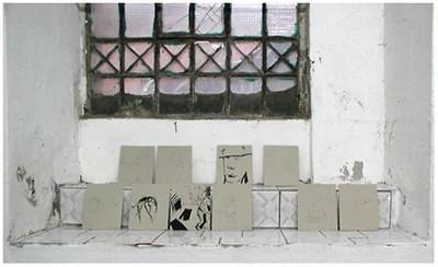 alles was da ist gehört dazu (HELP ME THINK), 15. 12. 2007, Wolfgang Kschwendt, exhibitionview 17