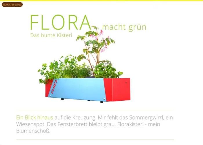 Website: www.florakisterl.at