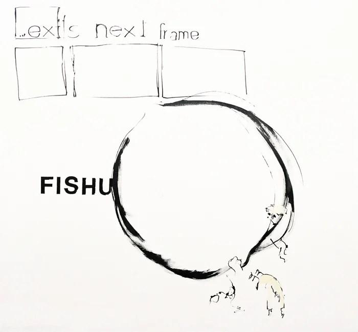 fishufer - 160 x 150 cm