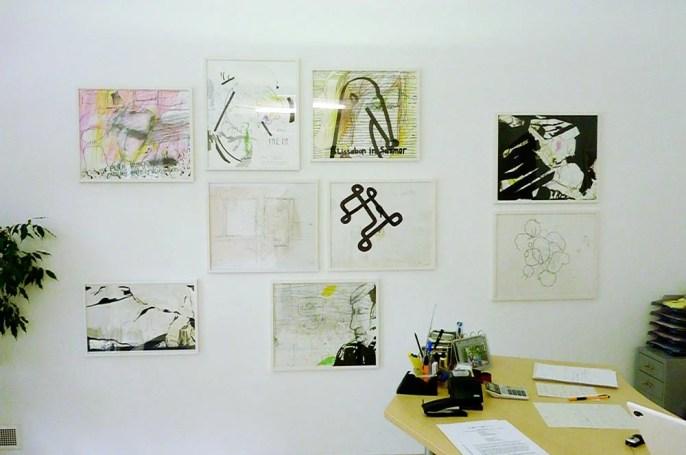 """Wolfgang Kschwendt - Ausstellung """"In einer Vielzahl von Formen, Mit freundlichen Grüßen, Kschwendt"""" - Grätzlgalerie Wien"""