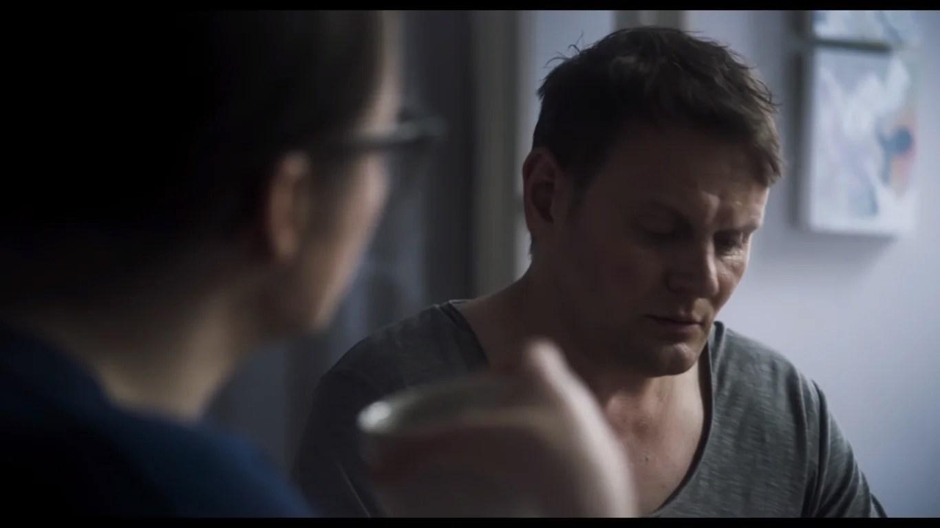 Filmstill: Liebe Möglicherweise, Devid Striesow, Silke Bodenbender