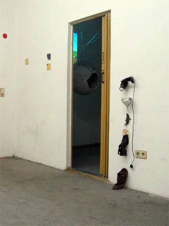 Installation, Herwig Kopp