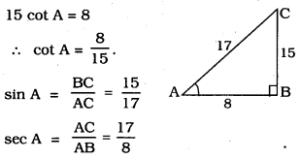 KSEEB SSLC Class 10 Maths Solutions Chapter 11 Introduction to Trigonometry Ex 11.1 7