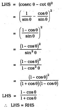 KSEEB SSLC Class 10 Maths Solutions Chapter 11 Introduction to Trigonometry Ex 11.4 10