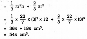 KSEEB SSLC Class 10 Maths Solutions Chapter 15 Surface Areas and Volumes Ex 15.3 Q 5.1