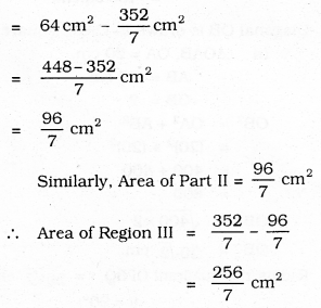 KSEEB SSLC Class 10 Maths Solutions Chapter 5 Areas Related to Circles Ex 5.3 41