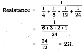 KSEEB SSLC Class 10 Science Solutions Chapter 12 Electricity 110 Q 5