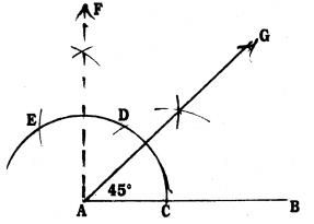 KSEEB Solutions for Class 9 Maths Chapter 6 Constructions Ex 6.1 2