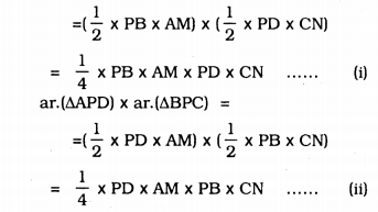 KSSEB Solutions for Class 9 Maths Chapter 11 Areas of Parallelograms and Triangles Ex 11.4 9