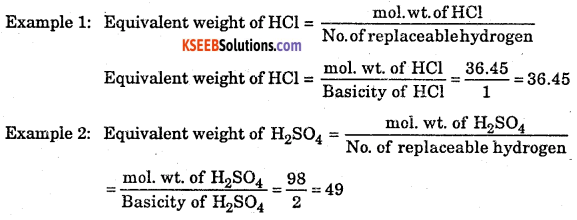 1st PUC Chemistry Question Bank Chapter 1 Some Basic Concepts of Chemistry - 14