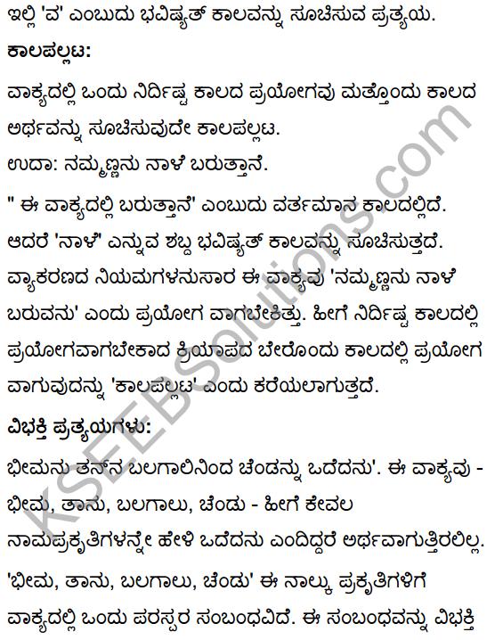 Tili Kannada Text Book Class 10 Solutions Gadya Chapter 4 Hakkigudugala Nigudha Jagattu 14