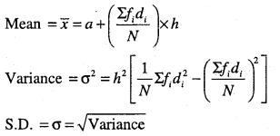 1st PUC Maths Question Bank Chapter 15 Statistics 34