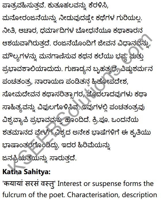 1st PUC Sanskrit Textbook Answers Shevadhi भूमिका 48