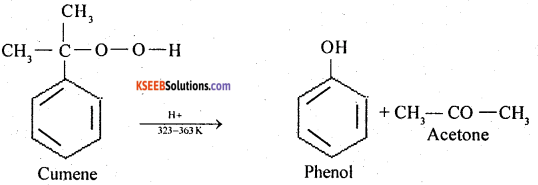 2nd PUC Chemistry Question Bank Chapter 11 Alcohols, Phenols and Ethers - 15