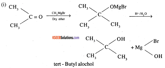 2nd PUC Chemistry Question Bank Chapter 12 Aldehydes, Ketones and Carboxylic Acids - 101