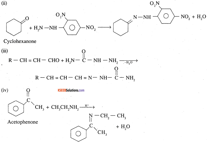 2nd PUC Chemistry Question Bank Chapter 12 Aldehydes, Ketones and Carboxylic Acids - 83