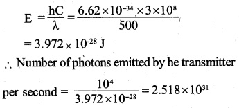 2nd PUC Physics Question Bank Chapter 11 Dual Nature of Radiation and Matter 29