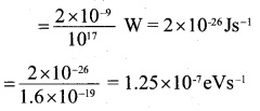 2nd PUC Physics Question Bank Chapter 11 Dual Nature of Radiation and Matter 39