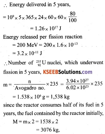 2nd PUC Physics Question Bank Chapter 13 Nuclei 27