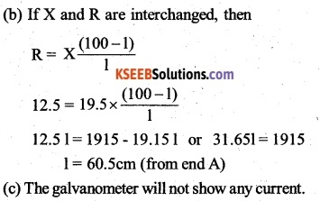2nd PUC Physics Question Bank Chapter 3 Current Electricity 13