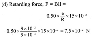 2nd PUC Physics Question Bank Chapter 6 Electromagnetic Induction 15