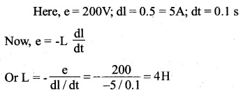 2nd PUC Physics Question Bank Chapter 6 Electromagnetic Induction 9