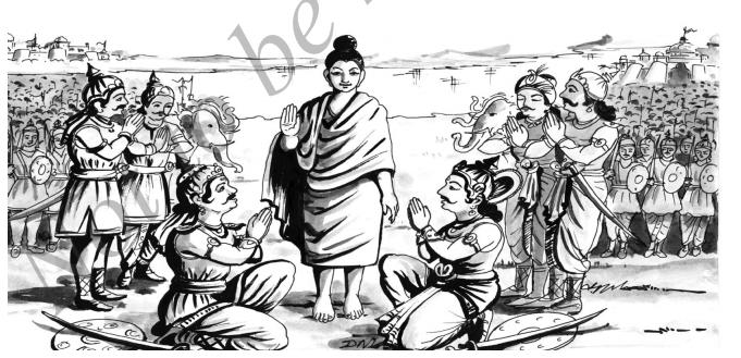 Buddhana Salahe Summary in Kannada 4