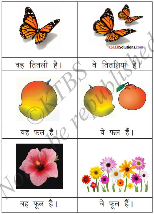 KSEEB Solutions for Class 6 Hindi Chapter 9 यह, ये, वह, वे 2