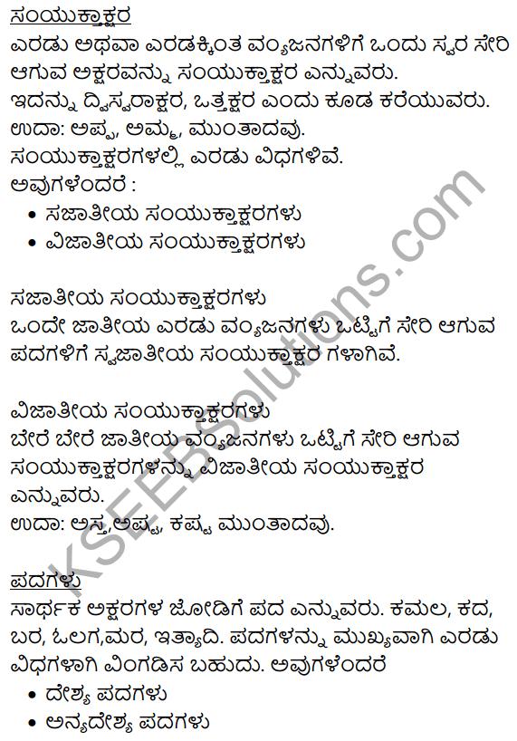 Siri Kannada Text Book Class 8 Solutions Gadya Chapter 2 Niru Kodada Nadinalli 8