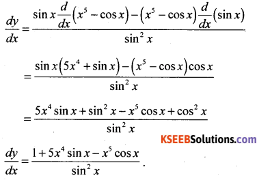 1st PUC Maths Model Question Paper 1 with Answers - 37