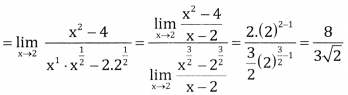 2nd PUC Basic Maths Question Bank Chapter 17 Limit and Continuity of a Function Ex 17.5 - 14