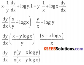 2nd PUC Basic Maths Question Bank Chapter 18 Differential Calculus Ex 18.3 - 13